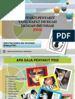 Materi Penyuluhan PD3I