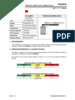N° MPd AV LT8-088-08 Estado de condición VE GE-158