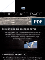 space race final powerpoint