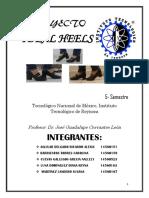Ideal Heels (prototipo Zapatilla ergonomica)