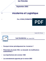 Incoterms Version Française 19902000