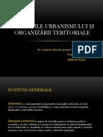 Principiile Urbanismului Si Amenajării Teritoriale
