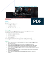 Lineage II - Grand Crusade Preliminary Patch Notes
