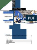 Caracteristicas Del Material y Su Utilizacion en Los Procesos