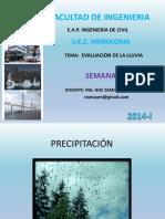 PRECIPITACION DATOS