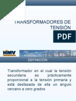 Transformadores de Tension