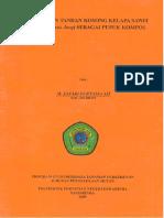 M. Safari Purnama Aji Teknik Pengomposan Tandan Kosong Kelapa Sawit