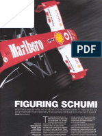Schumacher vs Barrichello