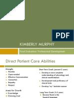 murphy professional development eval