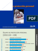 Personal Protective Equipment in General Industry_Spanish