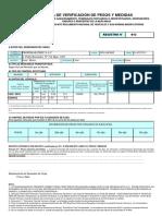 Constancia Verificacion Pesos Medidas MODELO 04-12