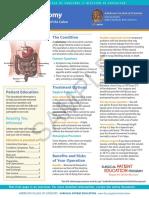 2015 Colectomy Brochure FINAL