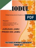 Cover Modul Jamu