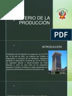 Ministerio de La Producción-ppt