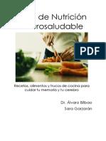 Guía Nutrición Neurosaludable