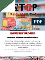 Case 4 - The Generics Pharmacy