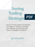 Winning Trading Strategies