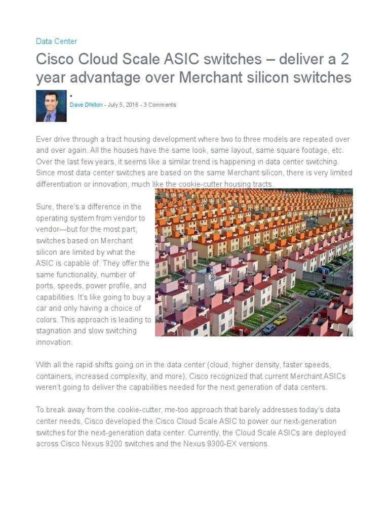Custom Silicon   Network Protocols   Telecommunications