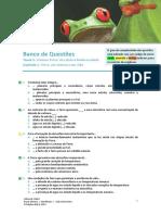 Banco de Questoes CN8 Tema 1 Cap 1 e 2