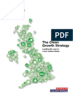 BEIS the Clean Growth Online