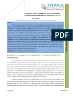 Jhrmr - Hrd Practices – Evidence From Pharmaceutical Industry
