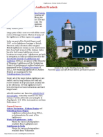 Lighthouses of India_ Andhra Pradesh