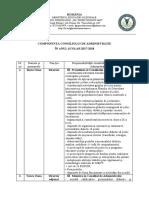 Consiliul de Administraţie Liceul Gh Ruset Roznovanu 2017-2018