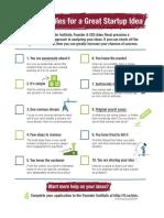 10 Rules Worksheet