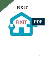 FIX IT PKWU