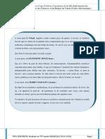 Etude et mise en place d'une Solution d'inventaire et de télé-déploiement des applications au Ministère des Finances et du Budget du Tchad (Centre Informatique)