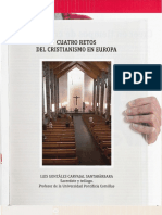 4 Retos Del Cristianismo en Europa - Vida Nueva