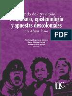 Yuderkys Espinosa Miñoso - Feminismo, apuestas descoloniales.pdf