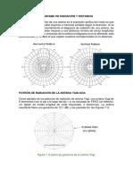 Diagrama de Radiación y Distancia