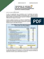Indices de Competitividad Ecuador