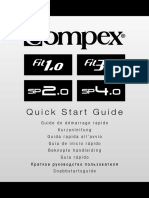 Compex Quick Start Guide Sp2.0 Sp4.0 Fit1.0 Fit3.0 En