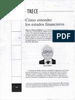 Como Entender Los Estados Financieros