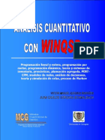 Análisis Cuantitativo Con Qsb