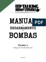 Manual Da Bomba-1