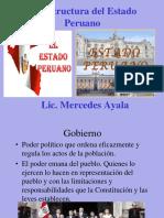 La Estructura del Estado Peruano.ppt