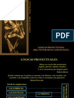 LÓGICAS-PROYECTUALES