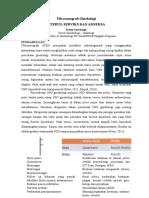 Ultrasonografi Ginekologi Uterus, Serviks Dan Adneksa