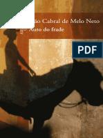 João Cabral de Melo Neto - Auto do frade.epub
