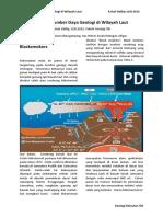 Potensi Sumber Daya Geologi Bawah Laut 1