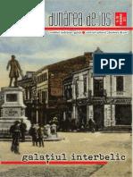 Revista Dunarea de Jos 189 Noiembrie