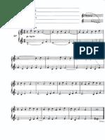 Bartok - Mikrokosmos Vol.1 Página 21