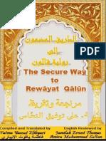 Usul Rewayat Qalun