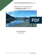 Estudio Hidrologico Presa