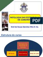 1. Patologia Das Estruturas de Concreto