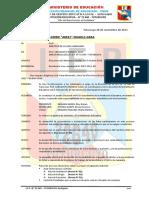 Informe Elecciones Esc Municip