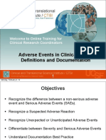 6. Adverse Eventsd Definitions